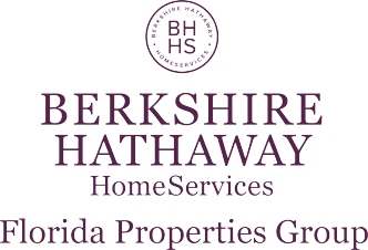 Berkshire Hathaway Home Services Florida Properties Group Logo
